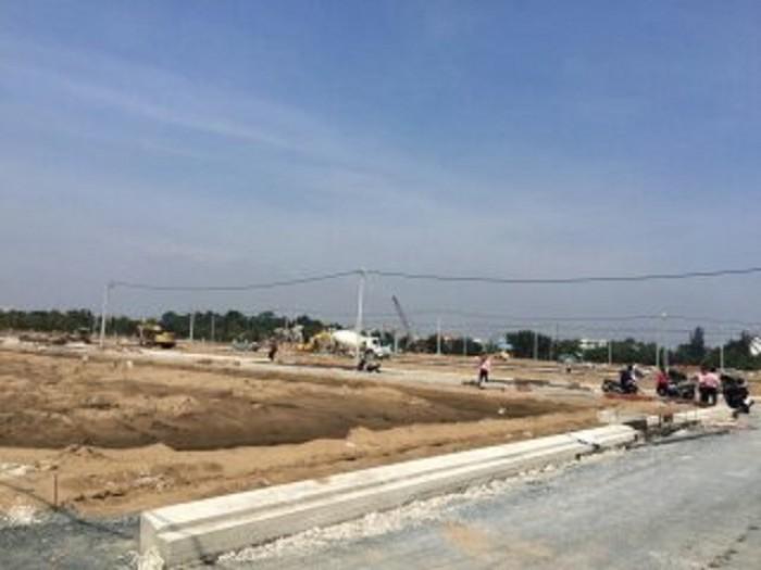 Bán lô đất duy nhất giá 720 Tr/ 52m2 (100%) gần Khu Đại Học, CNC quận 9, sổ riêng