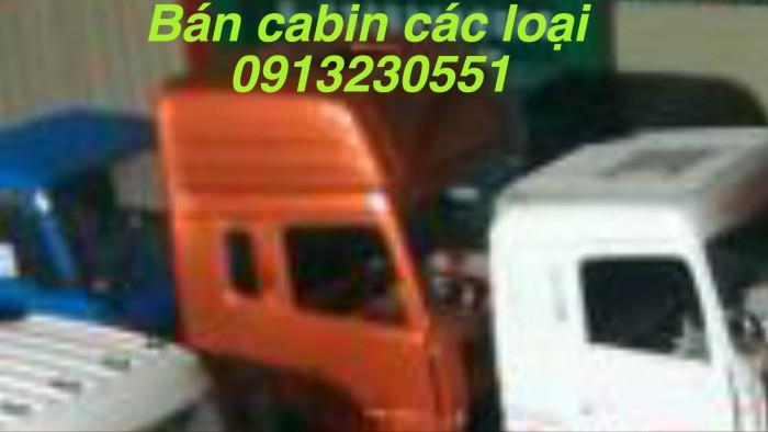 Bán cabin Thaco Forland Auman h2, h3, h7 Howo màu xanh Dongfeng đủ loại Cửu Long, TMT, linh kiện Dongfeng Howo Camc Jac