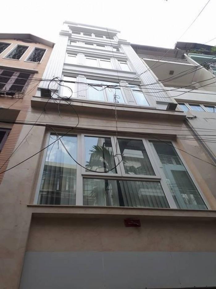 Siêu ĐẸP – ĐỘC – ĐỈNH Lê Hồng Phong, Dt 50m2, 4 T, Mt 3.5m
