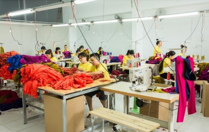 Với quy mô lớn, xưởng may gia công AnnA Uniforms luôn đảm bảo đơn hàng theo thời gian thỏa thuận với chất lượng tốt nhất!