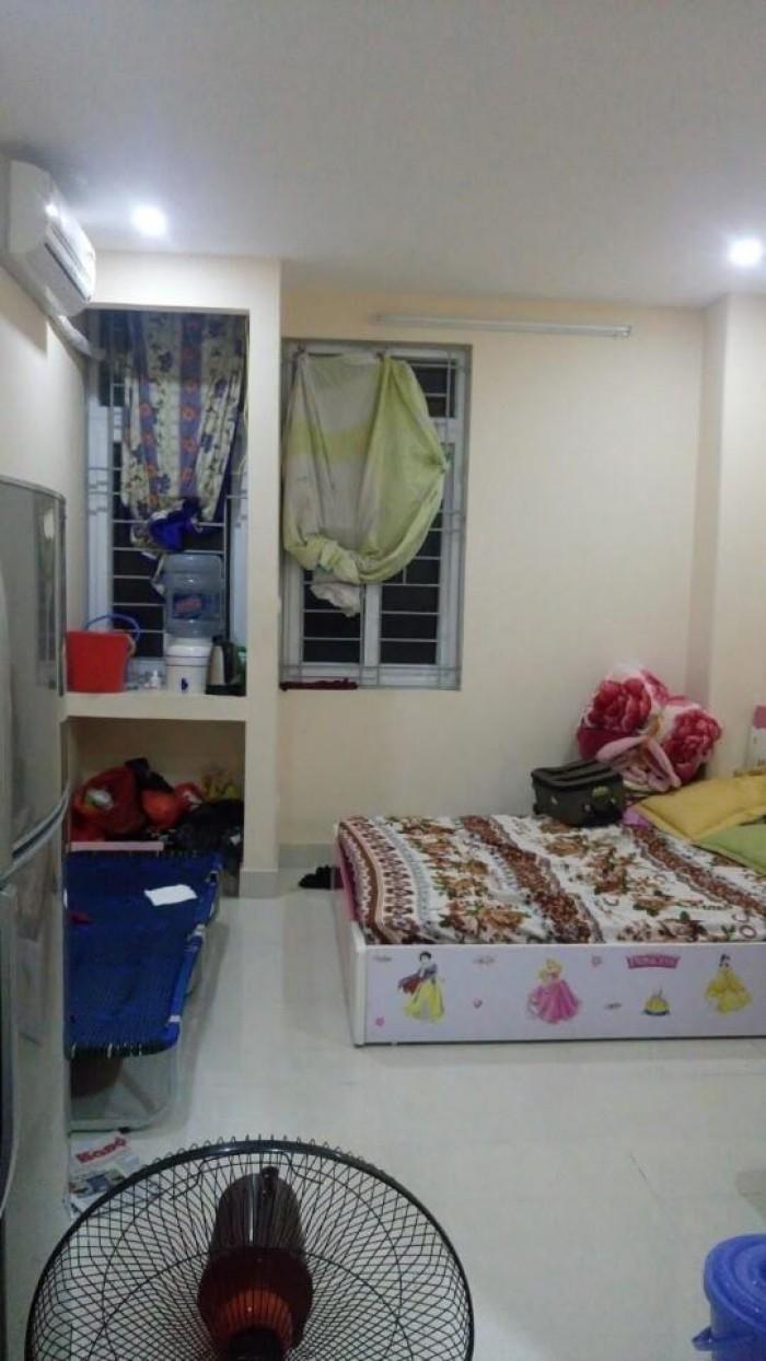Bán chung cư mini ngõ 10 Tôn Thất Tùng, 160m, mặt tiền 15m, 24 phòng khép kín.
