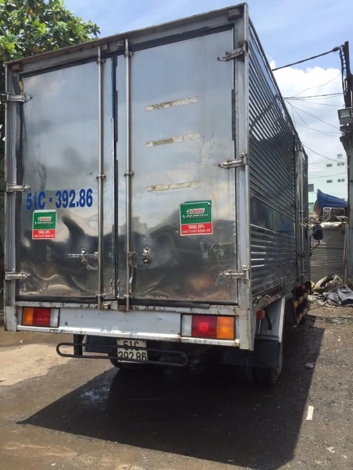 Hyundai hạ tải thùng kín 2014
