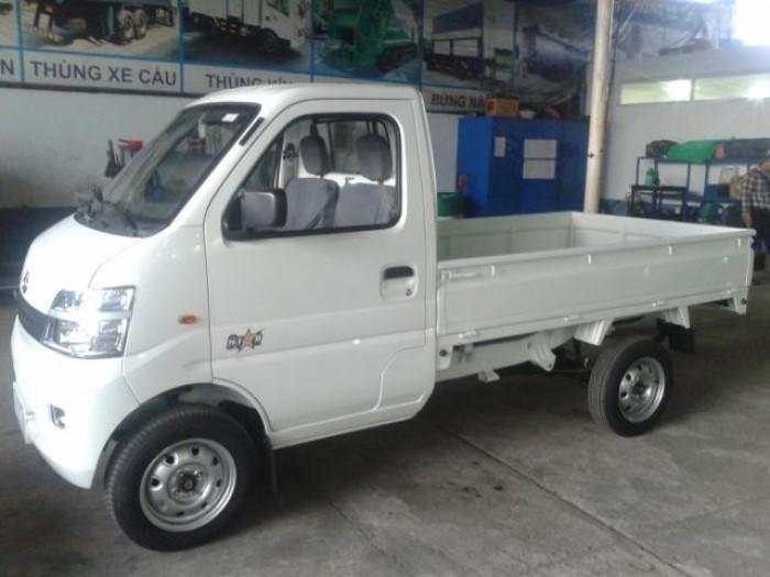 Giá xe tải VEAM STAR 820 KG - Thùng lửng trả góp Bình Dương