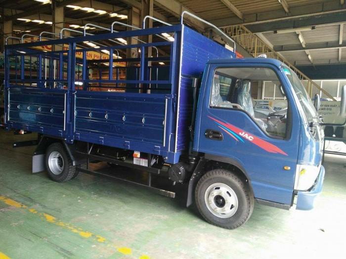 Bán xe tải jac 2t5 vào thành phố giá rẻ Sài Gòn 0