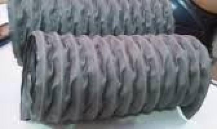 Ống gió mềm vải lõi thép0
