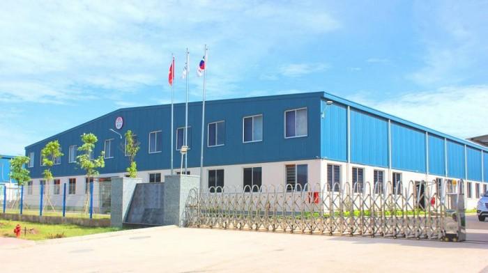 Bán nhà xưởng 3000m khuôn viên đất 11000m tại Bắc Ninh khu công nghiệp Khai Sơn