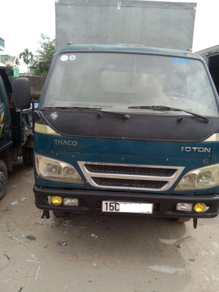 Thanh lý xe Thaco 3,5 tấn đời 2008