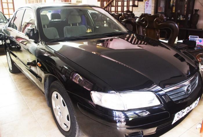 Mazda 626 sản xuất năm 2002 Số tay (số sàn) Động cơ Xăng