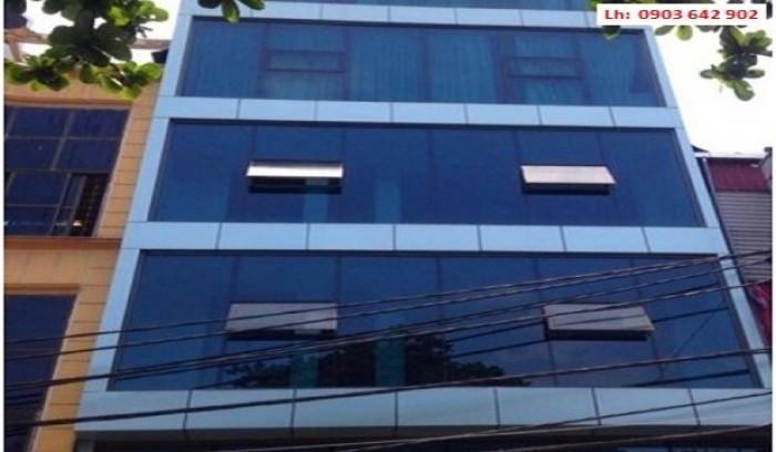 Chính chủ bán gấp ks mặt tiền đường Nguyễn Trãi, dt 5x20m, nở hậu 7m, giá 44 tỷ