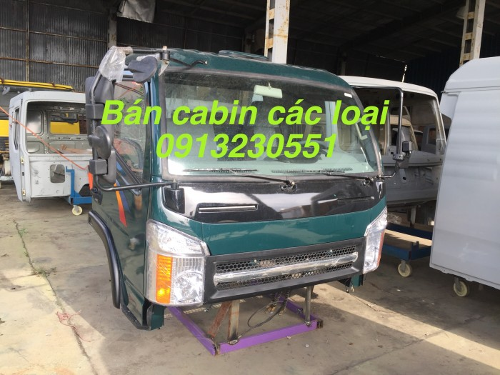 Bán cabin xe Cửu Long ben 2 cầu hoa mai Chiến Thắng dongfeng Trường Giang Việt  Trung jac thaco forland thaco foton