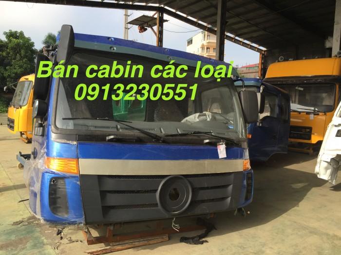 Bán cabin xe thaco foton auman 9,9 foton forland howo 3-340 hino 500 FG dongfeng jac chenglong