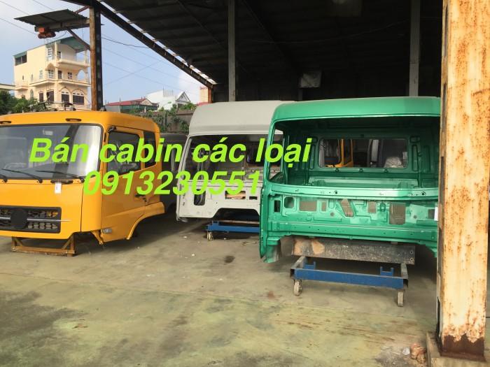 Cabin dongfeng Cửu Long thaco foton auman chenglong howo c&c jac các loại