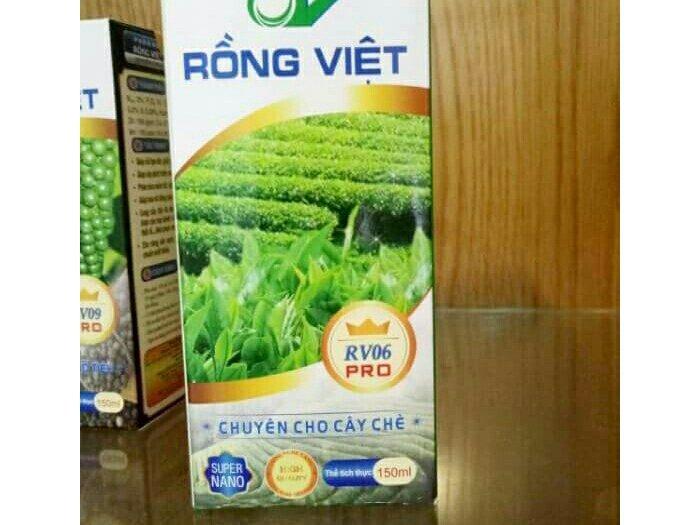 Đại lí phân bón sinh học Rồng Việt2