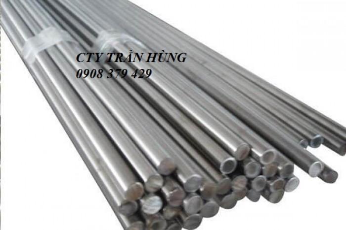 CÂY ĐẶC INOX: – Chủng loại: Đặc tròn,  – Mác thép: AISI/ SUS 304/304L, 316/316L – Tiêu chuẩn: ASTM A276, JIS G4303, … – Xuất xứ: Nhật bản, Hàn Quốc, Trung Quốc, Ấn độ – Quy cách: Từ OD6 – OD200mm Chiều dài: 6000mm – 12000mm – Ứng dụng: Trong ngành cơ khí chế tạo máy, Đóng tàu, …0
