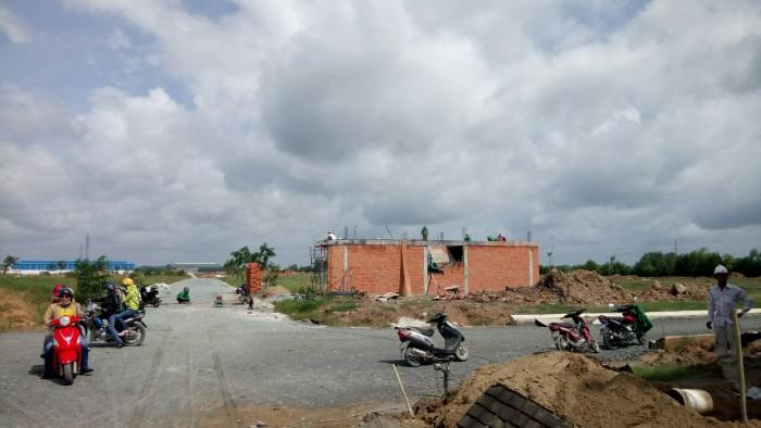 Cần bán đất dự án Đức Hòa Long an giá 250tr sổ hồng riêng