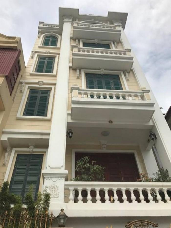 Bán nhà Khương Đình mới 45m, mặt tiền 4.8m, đẹp, hiện đại
