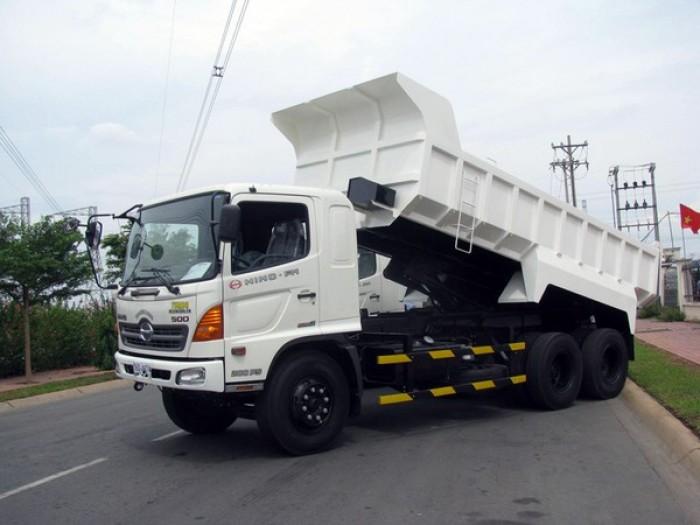 Bán xe tải ben HINO 1