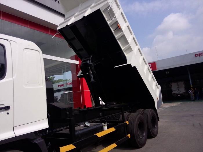 Bán xe tải ben HINO 3