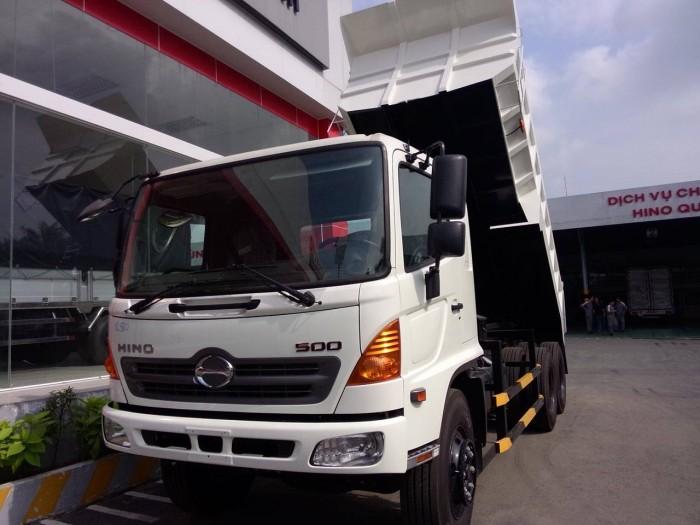 Bán xe tải ben HINO 8