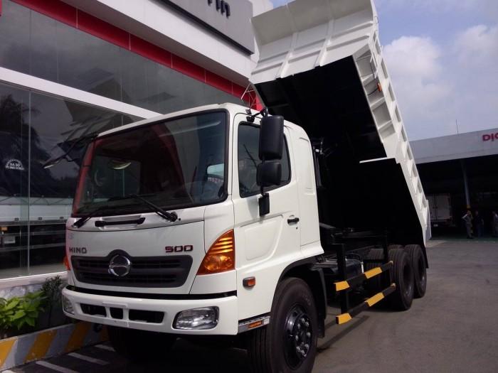 Bán xe tải ben HINO 2