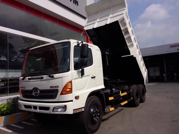 Bán xe tải ben HINO 4