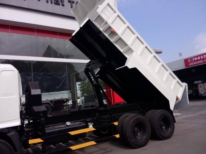 Bán xe tải ben HINO 6