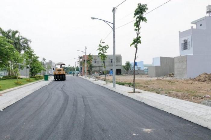 Còn 2 lô đất, 460 triệu/lô (6x20m), gần UBND Quận 2, phường Cát Lái, Quận 2, sổ riêng.
