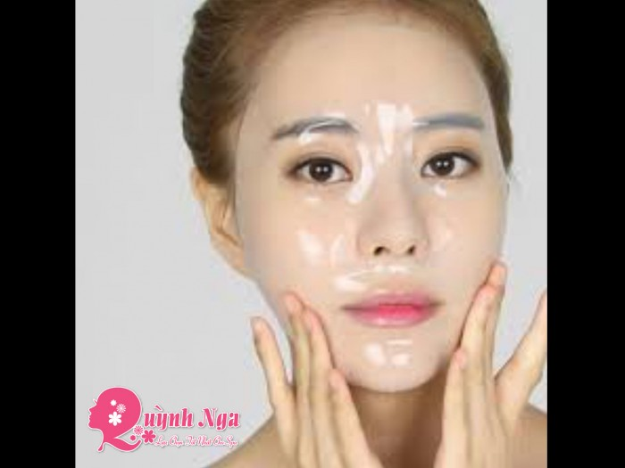 Mặt Nạ Collagen Trắng2
