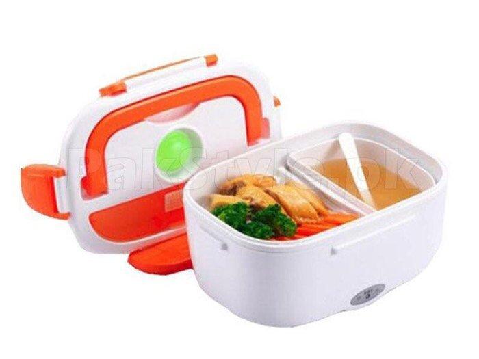Hộp cơm hâm nóng the Electric Lunch Box
