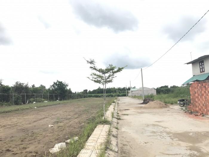 Bán đất nền dự án cụm KCN, đường tỉnh lộ 10_thị trấn Đức Hoà_Long An_130m2