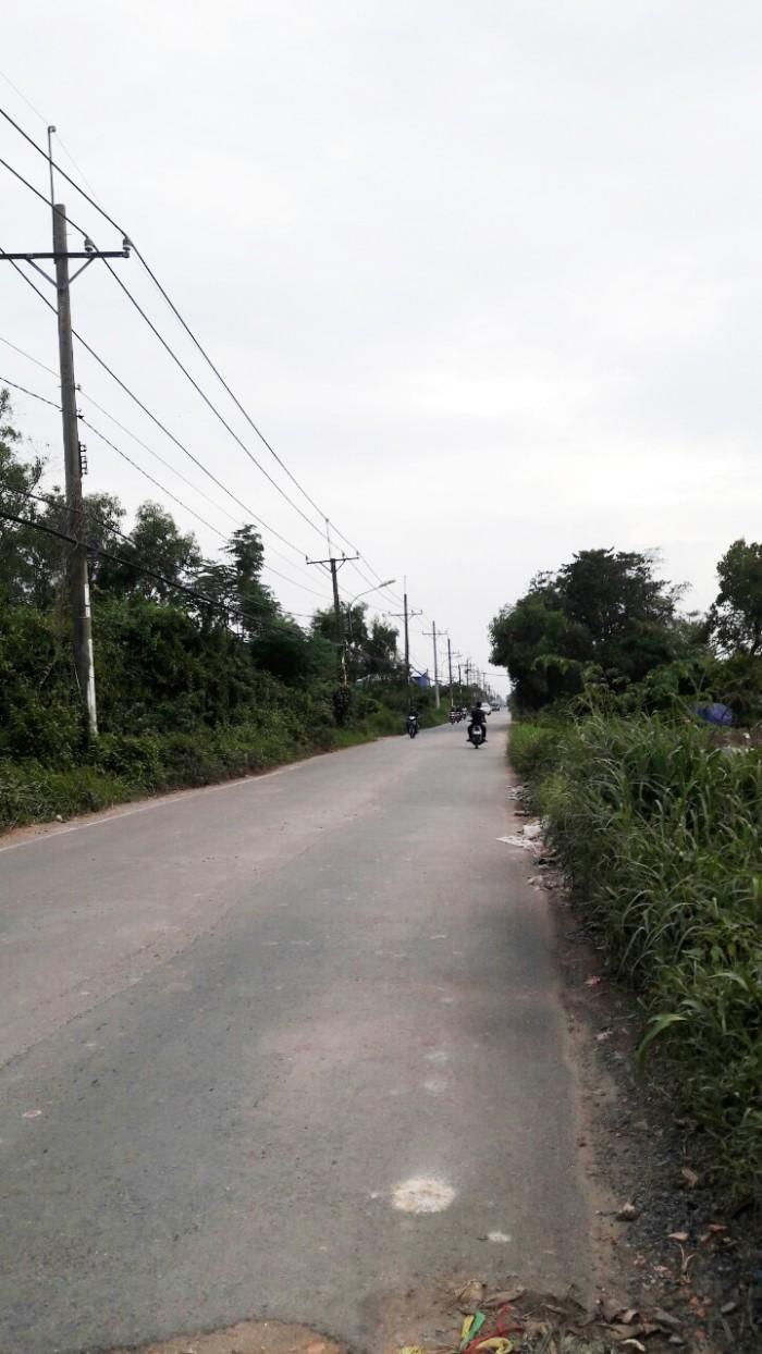 Cần bán gấp đất nông nghiệp xã T.T.Đông- Củ Chi, DT 4600m2, giá 2,2 triệu/1m2