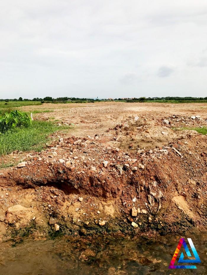 Cần bán gấp đất nông nghiệp xã hòa phú- củ chi, dt 1.1ha, giá 1.9 triệu/1m2