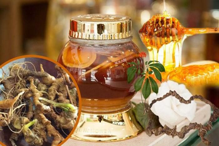 Sâm Ngọc Linh, cây dược liệu quý, chuyên cung cấp giống cây dược liệu12