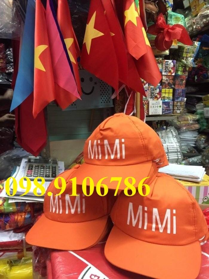 Mũ lưỡi trai giá rẻ nhất Hà Nội