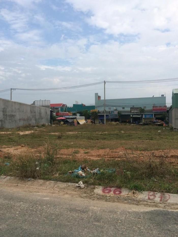 Bán đất 100m2,200m2, SỔ ĐỎ, bao tên ngay Vsip 1( Việt- Sing), Bình Dương.
