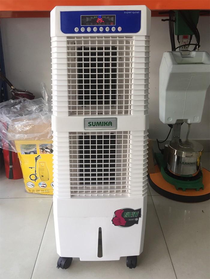 Quạt điều hòa sumika DR26 màn hình cảm ứng hiển thị nhiệt độ