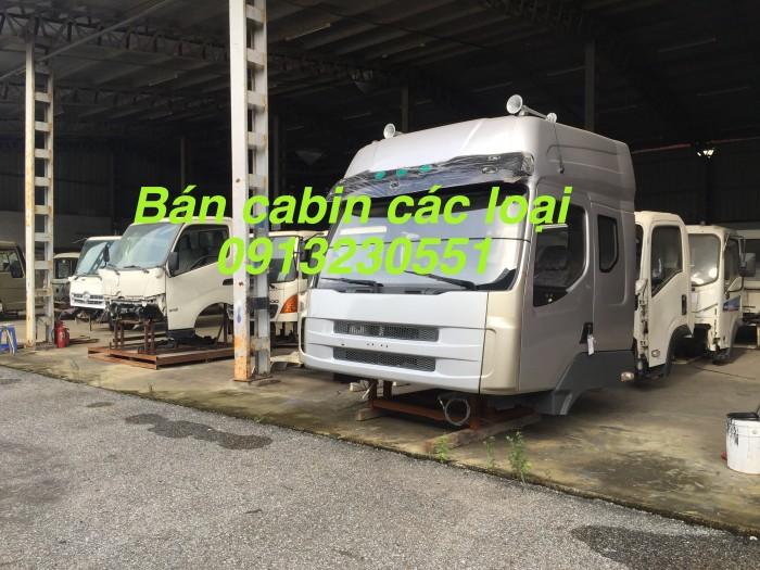 Bán cabin xe chenglong 507 609 tổng thành howo shacman dongfeng các kiểu loại thaco Trường Hải