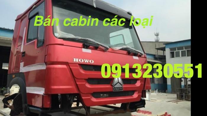 Bán cabin howo 320,334,371,420