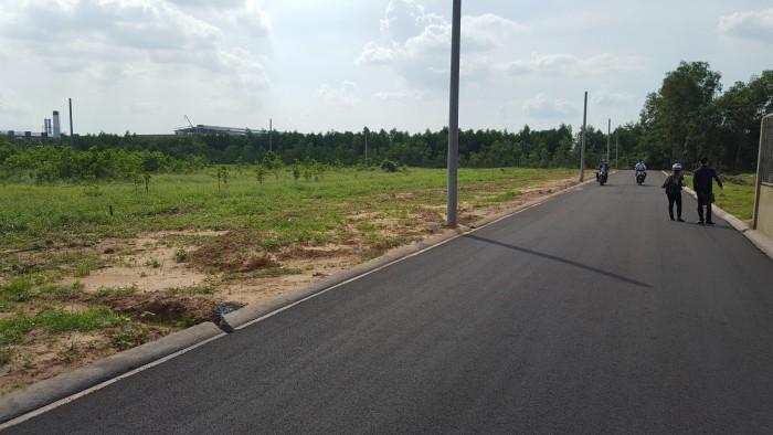 Bán đất dự án mới sổ đỏ từng nền ngay KCN Giang Điền