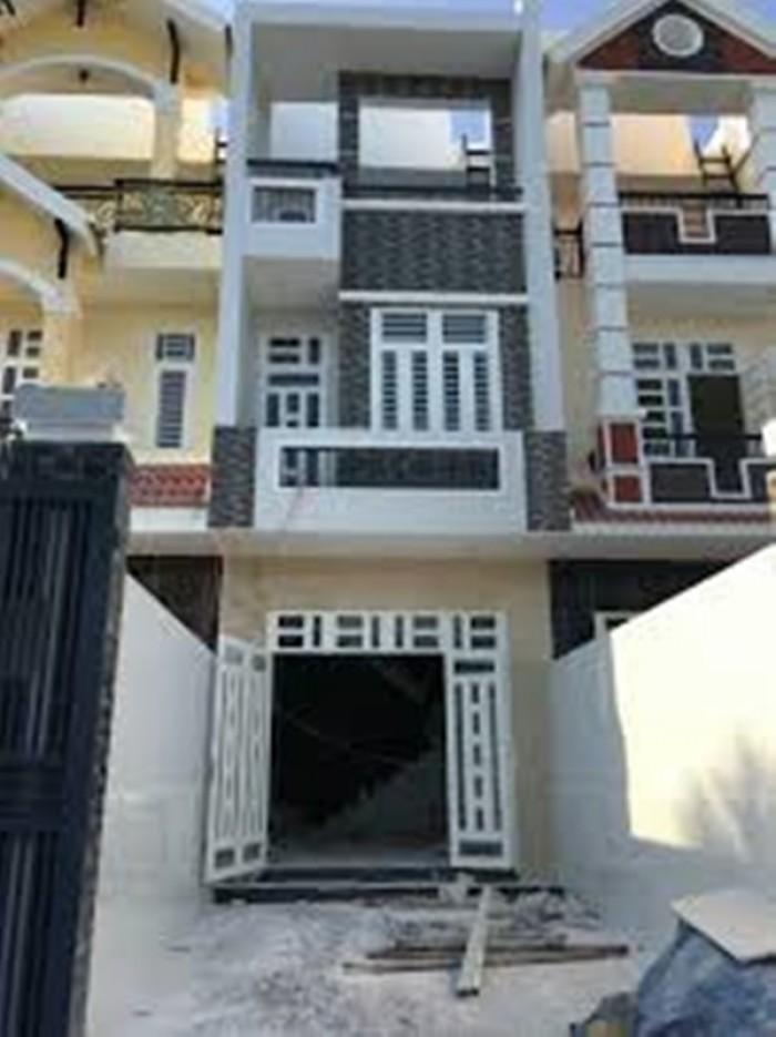 Bán nhà HXH, Hà Duy Phiên, Bình Chánh, 50m2/ 2PN