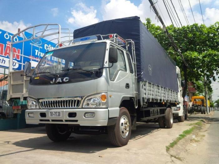 Cần bán JAC 6T4 2017, nhập khẩu nguyên chiếc