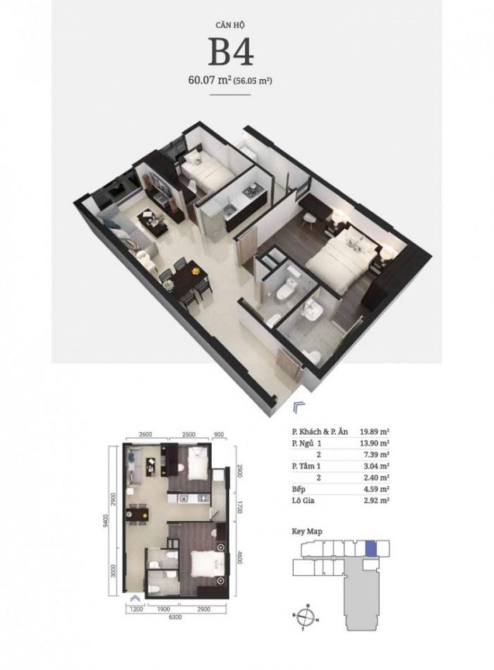 Luxury Residence 4Sao Căn hộ vàng-Ngàn tiềm năng-An ninh cao