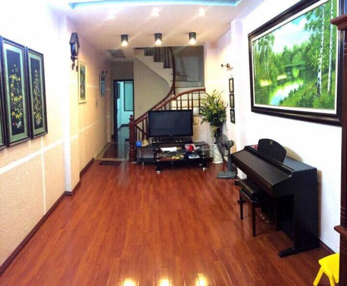 Giảng Võ – Ba Đình. Bán nhà 35Mx5T ô tô đỗ cửa