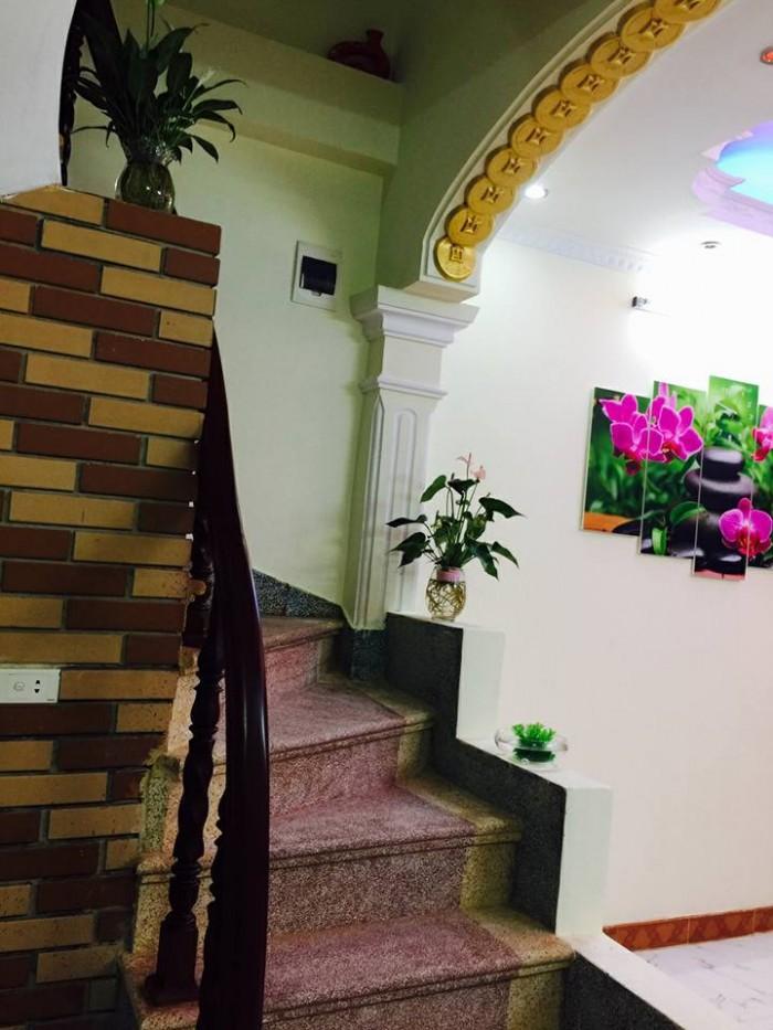 Quá Sốc, Nhà Kim Giang, Mới, 4 tầng, ngõ rộng