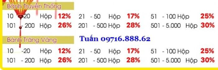 Đại Lý Bánh Trung Thu Kinh Đô CK Cao 30% Bao VAT2
