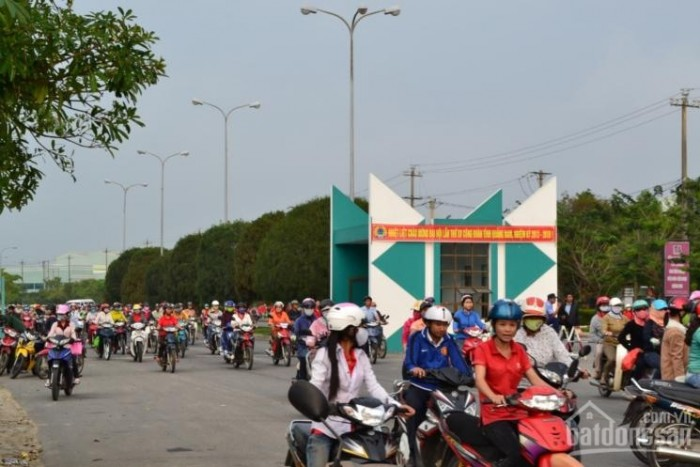 Sang lại lô góc thích hợp xây phòng trọ tại khu công nghiệp Điện Nam – Điện Ngọc
