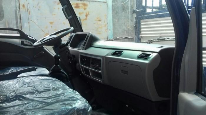 Xe tải trả góp - xe tải jac 2t4 thùng kín 5