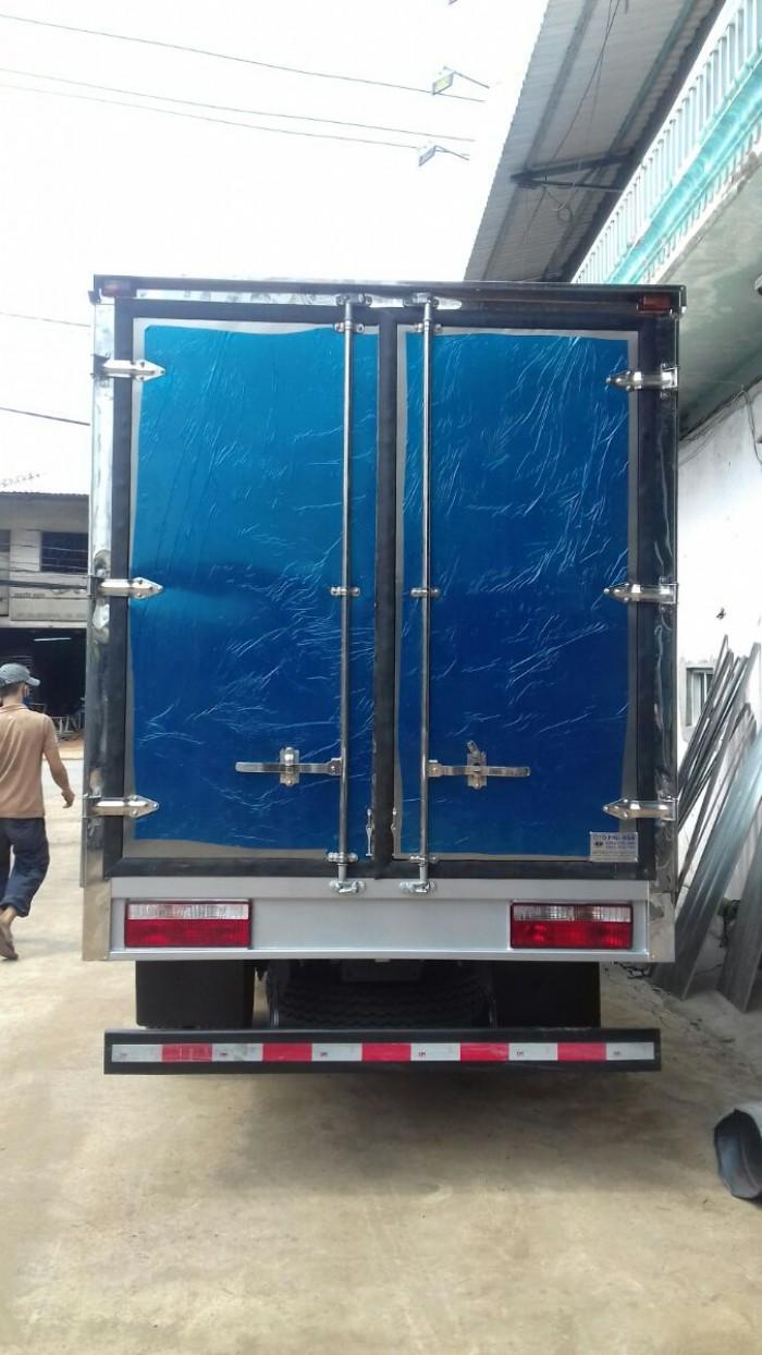 Xe tải trả góp - xe tải jac 2t4 thùng kín 0