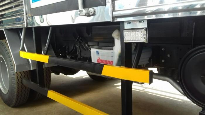 Xe tải trả góp - xe tải jac 2t4 thùng kín 3
