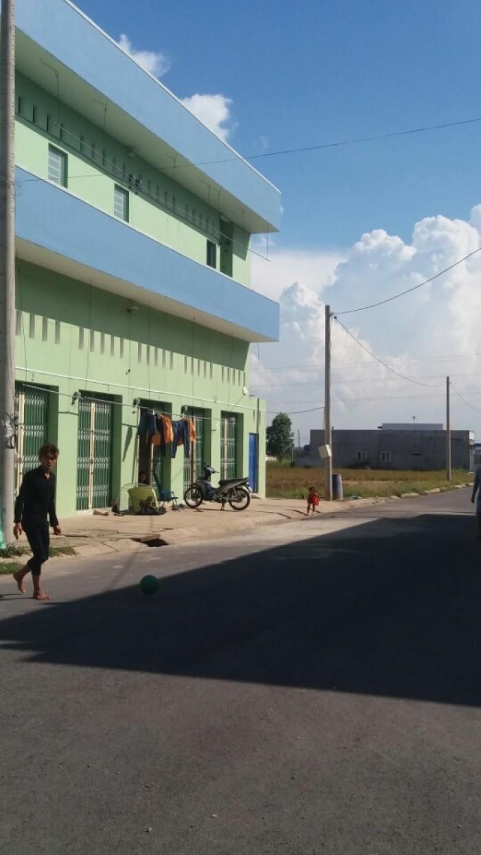 Lô đất nằm trên đường Trần Văn Giàu mở rộng 60m